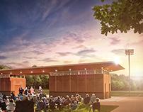 Latrobe Park Fieldhouse