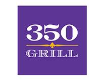 350 Grill Logo