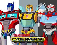 Transformers : Cyberverse season 1 pack