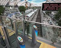 Dreamgate Train terminal