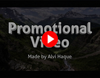Traveling Promo Video | Made by Alvi Haque