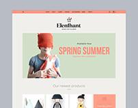 Elenfhant webshop
