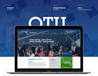 Website Redesign - Otgontenger University