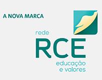 Re-branding - Rede RCE