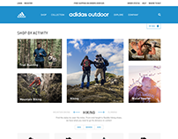 Adidas Outdoors