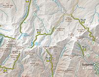 Cartografía: Parque Regional de la Sierra de Gredos