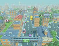 game world of unity