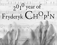 2010 Year of Fryderyk Chopin, competition poster