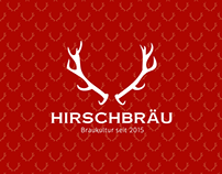 Hirschbräu - Braukultur seit 2015
