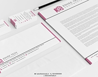 Bink Media Branding Portfolio - Envee Tech