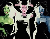 Halloween Queens