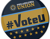 Union All-Star Buttons