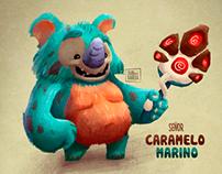 Caramelo Marino