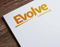 Evolve Commercial Branding and Brochure
