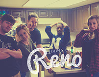 Living Life in Reno: Photography Series