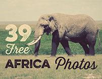 39 Free Africa Photos