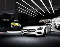 AMG @Performance Center Launch 2017