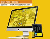 Website Pedrão Express