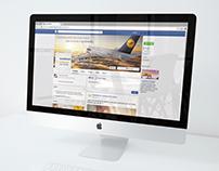 Mídias Sociais/ Social Media - Facebook