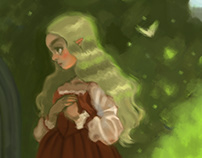 Princess in the Ruins
