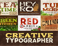 Creative Typographer