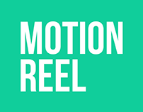 Design & Animation Reel