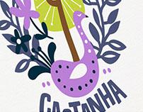 Vert Castanha + Pitanga • Package Design