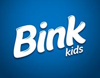 Bink Kids Brand Identity