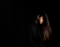 Fighting Depression - Self Portrait