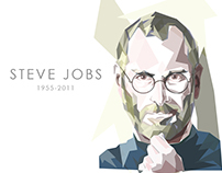 Steve Jobs_Artwork by a fan..