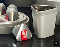 CoffeeVreak - Kopi Luwak