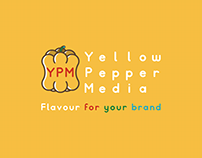 Yellow Pepper Media | Rebrand