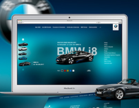 Design concept for BMW