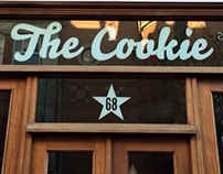 Signage - The Cookie, Leicester