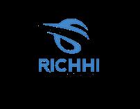 Logo for Richhi Management Services Bangalore