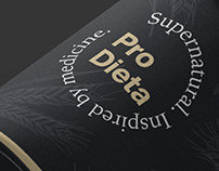 ProDieta / Identity