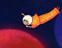 MOM on Mars!