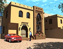 Design Villas Compound