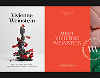 Vivienne Weinstein | Branding & Website