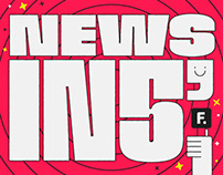 News in 5'