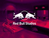 Red Bull Studios - Identity & Platform Phase I