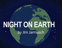 MOTION GRAPHIC TRAILER NIGHT ON EARTH