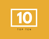Top ten - Logo