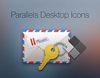 Parallels Desktop Icons