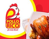 Pollo Rico Re-Branding