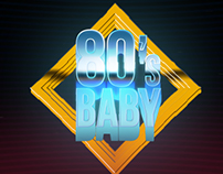 80's Baby | VHS Logo-Titles Opener, CandyMustache