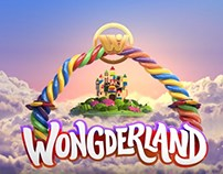 """Wongderland"", for Wong Supermarkets"
