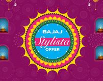 Bajaj Stylista Campaign