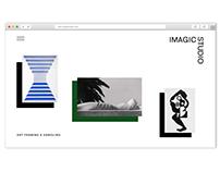 Imagic Studio Rebrand
