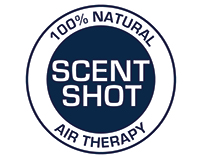Scent Shot - Product, packaging and label design.